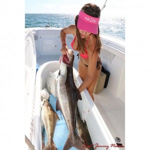 luiza barros,fishing herald