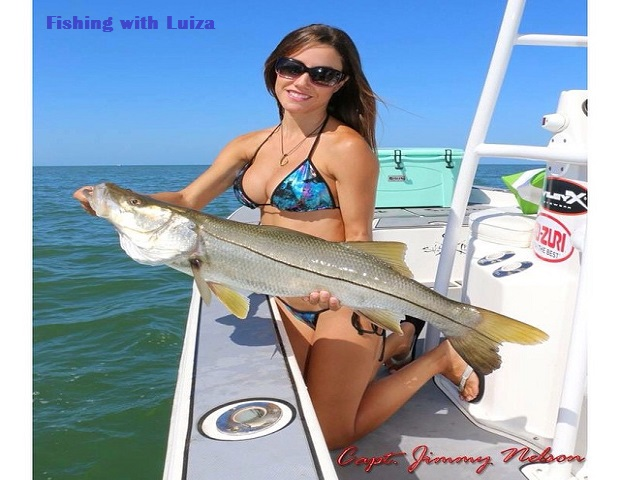luiza barros, fishing herald
