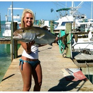 south florida fishing,michelle clavette