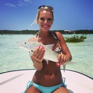 michelle clavette,bonefish