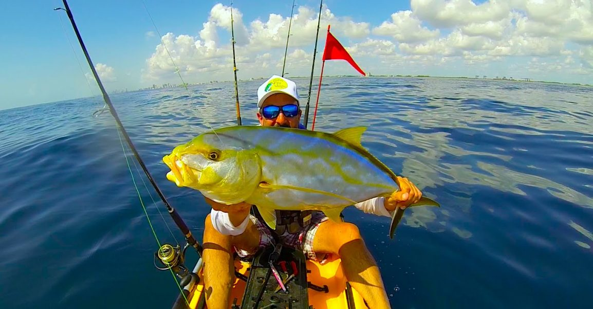 saltwater fishing kayak