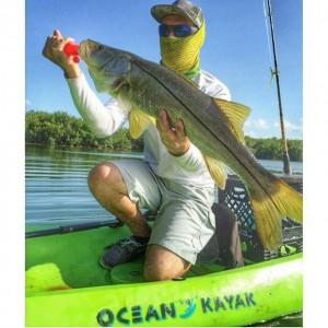 kayak fishing warfare