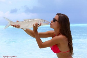 Luiza barros fishing pictures fishing herald for Fishing with luiza