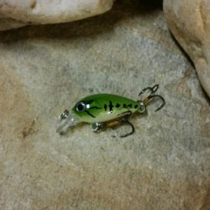 baby bass,fishing lure